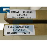 Buy cheap D6D D7D Full Gasket Set Cylinder Head Gasket VOLVO Spare Parts from Wholesalers