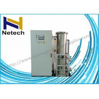 Quality 1000g 2500g Large Ozone Generator System With Oxygen Source For Water And Air wholesale