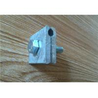 Buy cheap Steel Power Line Fittings Suspension Guy Wire Clamp For Dead End Hardware from Wholesalers