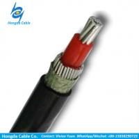 Buy cheap 0.6/1KV Aluminum PVC Insulated Concentric Conductor Cable ACBYCY ACB2XCY from wholesalers