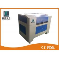 China Fully Automatic 100 Watt CO2 Laser Engraving Cutting Machine Durable With Water Chiller on sale