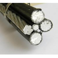 Buy cheap Black ABC XLPE Aluminium Cable , XLPE Single Core Cable ASTM Standard from wholesalers