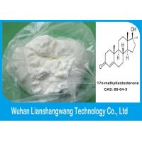 Quality CAS 65-04-3 Local Anesthetic Drugs 17α-methyltestosterone for Sex Reversal of Tilapia wholesale