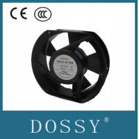 electrical fan 150*150*52mm ac axial fan with plastic blades air cooling