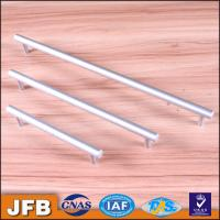 Buy cheap ITEM 4406 CC128mm foggy silver Aluminum customized various colours finished furniture cabinet door pull handles from wholesalers