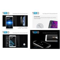 Buy cheap 3 Layer Samsung Tempered Glass Film Corning / AGC / NSG  TOYO AB Gule from Wholesalers