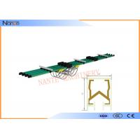 Buy cheap Monorail Systems Conductor Rail System Electrical Power Bar ISO9001 from wholesalers