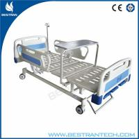 Buy cheap 4 - Part Bedboard Custom Made  Hospital Adjustable Beds /  Manual from Wholesalers