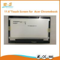 Quality AUO 1366*768 B116XTB01.0 Touch Screen For Acer Chromebook R11 C738 wholesale