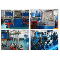 Buy cheap PLC Control 400 Ton Rubber stabilizer Moulding Machine  For Auto parts from wholesalers