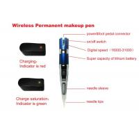 Buy cheap Tattoo Eyebrow Machine Equipment with Wireless Permanent Makeup Pen Kit from Wholesalers