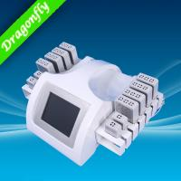Buy cheap Double wavelength 12 pads with 208 diodes lipo laser from Wholesalers