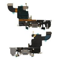 """4.7"""" Black Charging Port Flex Cable Compact Structure Mild Installation For Apple 6S"""