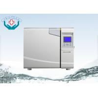 Buy cheap Digital Control 22L Autoclave Steam Sterilizer For Dental Instruments Sterilization from Wholesalers