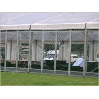 Quality 800 People Large Clear Roof Outdoor Event Tent Wedding Reception Marquee wholesale