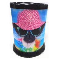 Buy cheap 3D Lenticular Printing Service / Plastic Pencil Holder for School and office from wholesalers
