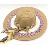 Buy cheap Hat women crochet The sun hat big straw hat costume beach hat cap M69 from Wholesalers