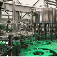 Buy cheap 4.8kw Electric Beer Bottle Filling Machine Long Distance Control System from Wholesalers