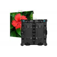 Buy cheap AC220V/110V P3 P6 Indoor Fixed Led Display Screen Board 768 X 768mm Alloy Cabinet from Wholesalers