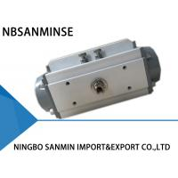 Buy cheap Small Pneumatic Valve Actuator High Performance 5 . 5 Bar Air Supply Pressure from Wholesalers