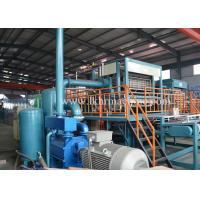Buy cheap Siemens Motor Waster Paper Egg Tray Machine 400-12000pcs / Hour Production Speed from wholesalers