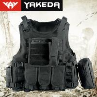 Quality Outdoor Army Military Bulletproof Vest , Body Armour Vest To prevent stab wounds wholesale