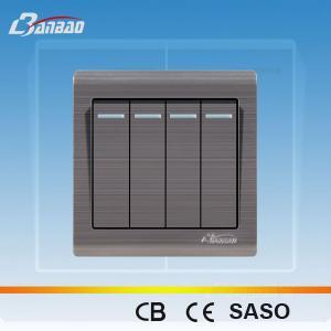 LK6007 high quality PC light switch