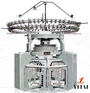 High Speed Double Circular Knittnig Machine