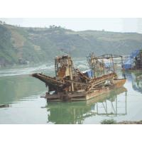 Buy cheap chain bucket placer gold dredging equipment from Wholesalers