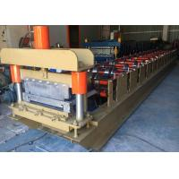 460 Standing Seam Roll Forming Machine, Profile Roofing Sheet Making Machine India Design