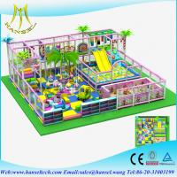 Buy cheap Hansel 2015 indoor playground business plan for family park from Wholesalers