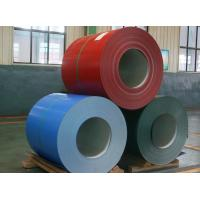 Buy cheap Cold Rolled PPGI PPGL Color Coated Galvanized / Galvalume Steel Coil Made in China from Wholesalers
