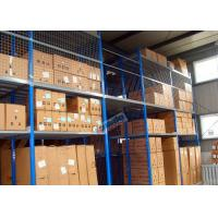 Buy cheap Bolted Steel Shelving Auto Parts Rack  / Auto Parts Storage Q235B Steel Rack Shelves from Wholesalers