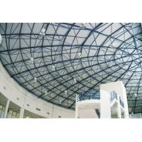 Buy cheap Space Frame Pre-engineered Building With Cone , Bolted Spherical Ball / Hollow Ball from Wholesalers