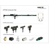 Quality HFP56 Conductor Rail 35-240A With Accessories Used In Cranes Current Powered wholesale