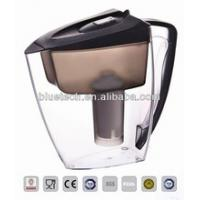 Buy cheap Activated Carbon Resin Alkaline Bluetech Water Filter Pitcher Portable For Household from wholesalers