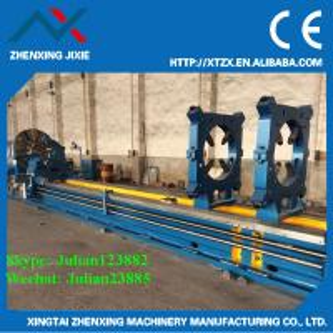 CW61160B Series Horizontal Heavy Duty Lathe and Turning Machine