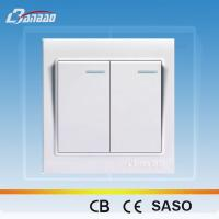 Buy cheap LK4003 white light switch from Wholesalers