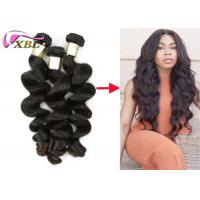 """No Chemical Brazilian Loose Wave Hair Bundles  8"""" - 40"""" Last 2 Years , No Bad Smell"""