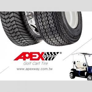 China Golf Cart Tire on sale