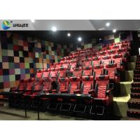 Buy cheap Motion 4D Seat Local Movie Theaters Cinema 4d Movie With Pneumatic System from Wholesalers