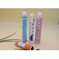 Buy cheap Collapsible Printed Tube Packaging For Ointment 20g Volume Thread Nozzle from Wholesalers