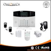 Buy cheap Remote Control GSM Security Alarm Systems Home Anti - Pets from Wholesalers