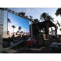Buy cheap Outdoor Stage Background LED Screen Pixel Pitch P4.81 P5.95 2400hz Refresh Rate from Wholesalers