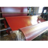 100% Virgin Butyl Rubber Sheet / Industrial Rubber Sheet For Gaskets At Military