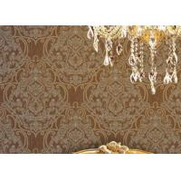 Buy cheap Embossed 1.06m Korean Wallpaper / Soundproof Living Room Modern Wallpaper , Country Style from Wholesalers