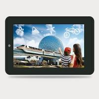 Buy cheap 7inch 1G/8G Dual Camera Build in 3G A10 Sim Call tablet pc from wholesalers