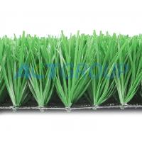 Waterproof Decoration Football Fake Grass , High Simulation Synthetic Football Turf