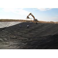 Quality Anticorrosion HDPE Geomembrane Liner For Secondary Containment 1.25MM wholesale