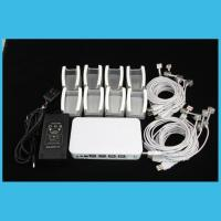 COMER Security Display shelves for Cell Phone and Tablet 8 port alarm system